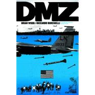DMZ Deluxe Edition Book Four by WOOD, BRIANBURCHIELLI, RICARDO, 9781401254117