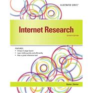 Internet Research Illustrated by Barker, Donald I.; Barker, Melissa, 9781285854120