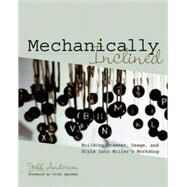 Mechanically Inclined : Building Grammar, Usage, and Style into Writer's Workshop by Anderson, Jeff, 9781571104120