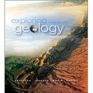 Exploring Geology by Reynolds, Stephen; Johnson, Julia; Morin, Paul; Carter, Chuck, 9780073524122