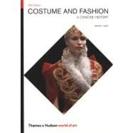 Costume and Fashion (Fifth Edition) (World of Art) by LAVER,JAMES, 9780500204122