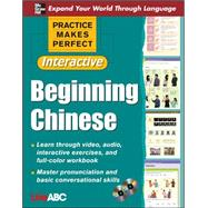 Practice Makes Perfect: Beginning Chinese with CD-ROMs, Interactive Edition by Live ABC, 9780071604123