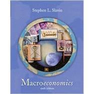 Macroeconomics by SLAVIN, 9780072374124