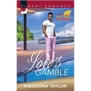 Love's Gamble by Taylor, Theodora, 9780373864126