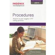 Coder's Desk Reference for Procedures 2011 by Ingenix, 9781601514127