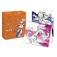 Color Your Own Thank You Cards by Antram, David, 9781910184127