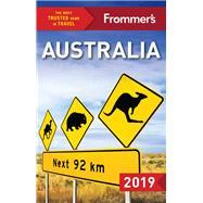 Frommer's Australia 2019 by Mylne, Lee, 9781628874129