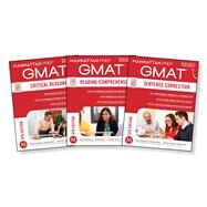 GMAT Verbal Strategy Guide Set, 6th Edition by Manhattan Prep, -, 9781941234129
