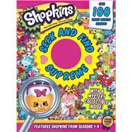 Shopkins Seek and Find Supreme by Sizzle Press, 9781499804133