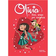 Olivia y Nico, amigo por sorpresa by Monsurós; Vaque, Laura, 9788448844134