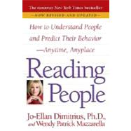 Reading People by DIMITRIUS, JO-ELLANMAZZARELLA, WENDY PATRICK, 9780345504135