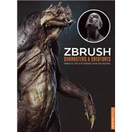 Zbrush Characters & Creatures by Cristea, Andrel; Rafael, Grassetti; Fisher, Adam, 9781909414136
