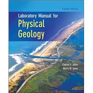 Laboratory Manual for Physical Geology by Jones, Charles; Jones, Norris, 9780073524139