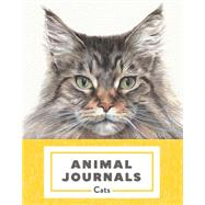 Animal Journals - Cats: Two Notebook Sets by , 9781616894139