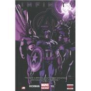 Avengers Volume 4 by Hickman, Jonathan; Yu, Leinil Francis, 9780785184140