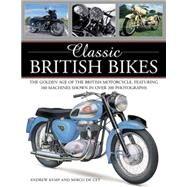 Classic British Bikes by Cet, Mirco De; Kemp, Andrew, 9781780194141