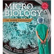 Microbiology: The Human Experience by Foster; Aliabadi; Slonczewski, 9780393264142