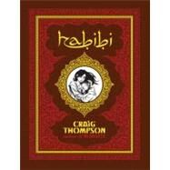 Habibi by Thompson, Craig, 9780375424144