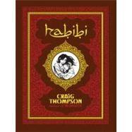 Habibi by Thompson, Craig, 9780375424144