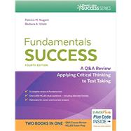 Fundamentals Success: A Q & A Review Applying Critical Thinking to Test Taking by Nugent, Patricia M., RN; Vitale, Barbara A., RN, 9780803644144