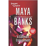 A Contract Engagement by Banks, Maya, 9780373734146