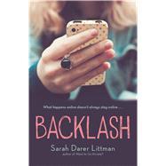 Backlash by Littman, Sarah Darer, 9780545924146