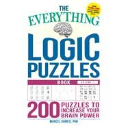 The Everything Logic Puzzles Book by Danesi, Marcel, Ph.D., 9781507204146