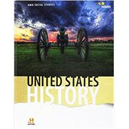 United States History 2018 by Holt Mcdougal, 9780544454149