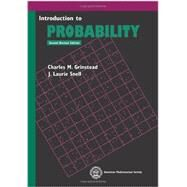 Introduction to Probability by Grinstead, Charles M.; Snell, J. Laurie, 9780821894149