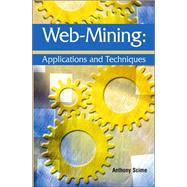 Web Mining by Scime, Anthony, 9781591404149