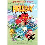 Itty Bitty Hellboy by Baltazar, Art; Franco, 9781616554149