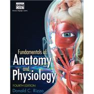 Fundamentals of Anatomy and Physiology by Rizzo, Donald C, 9781285174150