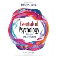 Essentials of Psychology Concepts and Applications by Nevid, Jeffrey S., 9781305964150