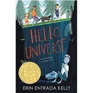 Hello, Universe by Kelly, Erin Entrada, 9780062414151