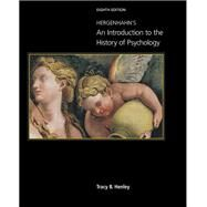 An Introduction to the History of Psychology by Hergenhahn; Henley, 9781337564151