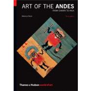 Art of the Andes: From Chavín to Inca (World of Art) by STONE,REBECCA, 9780500204153
