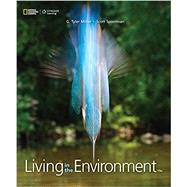 Living in the Environment by Miller/Spoolman, 9781337094153