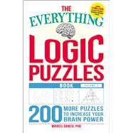 The Everything Logic Puzzles Book by Danesi, Marcel, Ph.D., 9781507204153