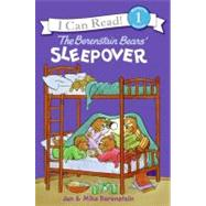 The Berenstain Bears' Sleepover by Berenstain, Jan, 9780060574154