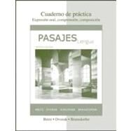 Pasajes: Cuad De Practica by Bretz, 9780077264154