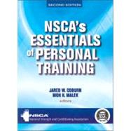 NSCA's Essentials of Personal Training by Coburn, Jared W., Ph.D.; Malek, Moh H., Ph.D., 9780736084154