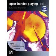Open-Handed Playing by Hessler, Claus, 9780739054154