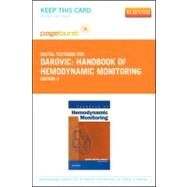 Handbook of Hemodynamic Monitoring: Pageburst Retail by Darovic, Gloria Oblouk, 9781455734160