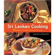 Sri Lankan Cooking by Bullis, Douglas; Hutton, Wendy; Tettoni, Luca Invernizzi, 9780804844161