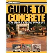 Guide to Concrete by Schmidt, Phil, 9781589234161