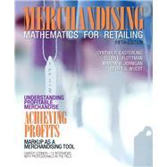 Merchandising Mathematics for Retailing by Easterling, Cynthia R.; Flottman, Ellen L.; Jernigan, Marian H.; Wuest, Beth ES, 9780132724166