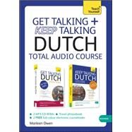 Get Talking/Keep Talking Dutch: A Teach Yourself Guide by Owen, Marleen, 9781444184167
