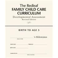 The Redleaf Family Child Care Curriculum Developmental Assessment by Press, Redleaf, 9781605544168