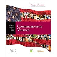 South-Western Federal Taxation 2017 Comprehensive (with H&R Block? Premium & Business Access Code for Tax Filing Year 2015 & RIA Checkpoint®, 1 term (6 months) Printed Access Card) by Hoffman, William H., 9781305874169