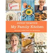 My Family Kitchen by Thompson, Sophie, 9780571324170